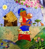 African Woman © Marit Menzin: