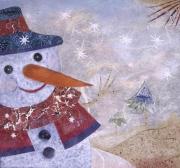 Snowman © Marit Menzin